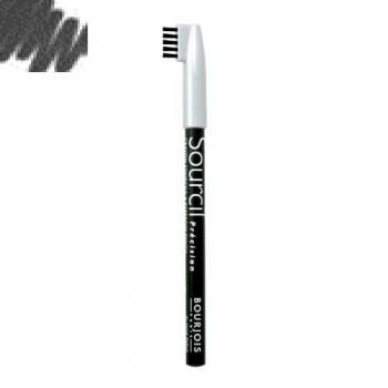 381013  BOURJOIS карандаш д/б Sourcil Precision 01 тон черный