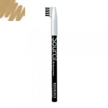 381043  BOURJOIS карандаш д/б Sourcil Precision 04 тон светло-корич.