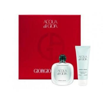 ARMANI Acqua di Gioia set (edp 30ml + 75ml b/lotion)