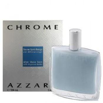 AZZARO Chrome 100ml М A/Shave Balsam