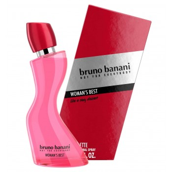 "BRUNO BANANI Woman""s Best edt"
