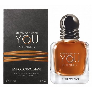 ARMANI Stronger With You Intensely M edp