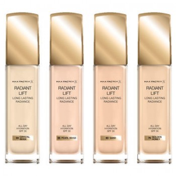 MAX FACTOR тон.крем Radiant Lift Foundation 075