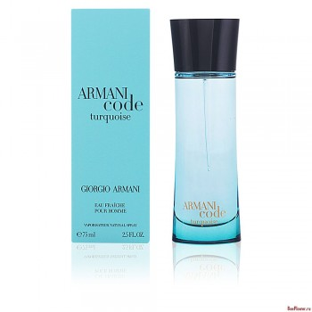 ARMANI Code Turquoise Eau Fraiche edt