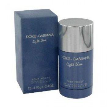 D&G Light Blue Pour Homme deo stick 75ml