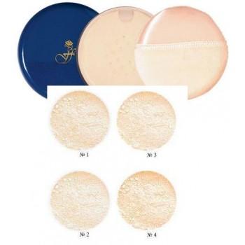 FFLEUR 9830 №1 основа п/макияж порошкообразная