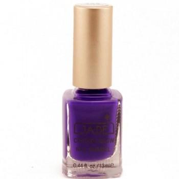 GA-DE лак д/ногтей Nail Enamel 458 темн.фиолет.+ПОДАРОК
