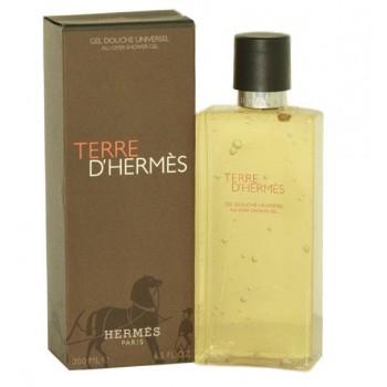 HERMES Terre d`Hermes 200ml Sh/g
