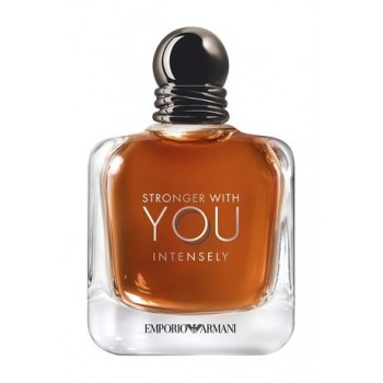TESTER ARMANI Stronger With You Intensily M edt 100ml