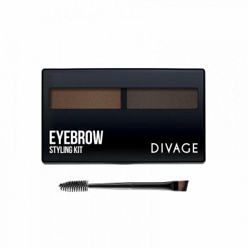 DIVAGE Accessories EyeBrow Styling Набор д/моделирования формы бровей 02 NEW