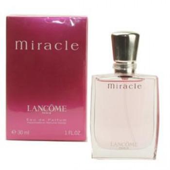 LANCOME Miracle set (edp 30ml+50ml Body Lotion+50ml Shower gel)