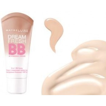 MAYBELLINE тон.крем Dream Fresh BB 100 очень свет.