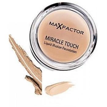MAX FACTOR крем-пудра Miracle Touch №40  слон.кость
