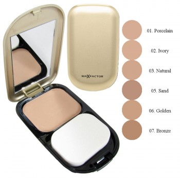 MAX FACTOR пудра устойч.Facefinity Compact №7