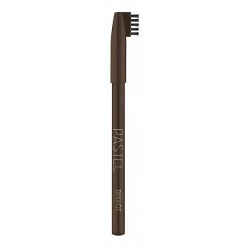 DIVAGE карандаш д/бровей Pastel  №1106 темн. шоколад