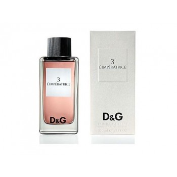 D&G №3 LIMPERATRICE edt