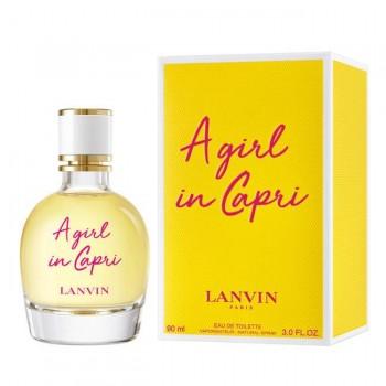 LANVIN A Girl in Capri edt