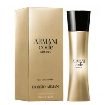 ARMANI Code Absolu edp