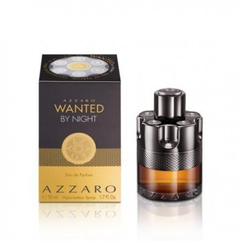 AZZARO Wanted By Night M edp 50ml