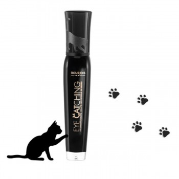 Bourjois тушь Catching 01 Deli-cat Black