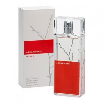 ARMAND BASI Red edt 100ml