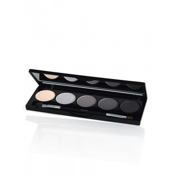 122556 IsaDora тени комп. 5 цв.Eye Shadow Palette 56