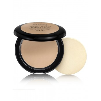 214961 IsaDora пудра Velvet Touch Ultra Cover SPF 20 №61