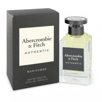 Abercrombie & Fitch Authentic M edp