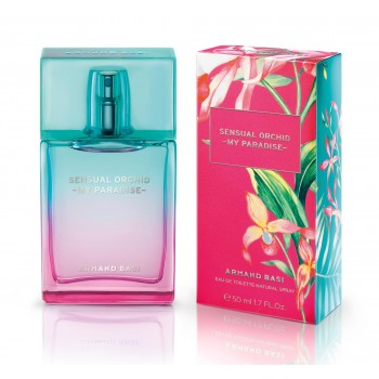 ARMAND BASI Sensual Orchid edt