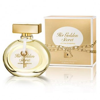Antonio Banderas Her Golden Secret edt