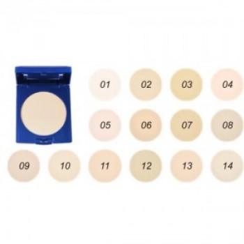 FFLEUR PP-624 №14 основа п/макияж компактная
