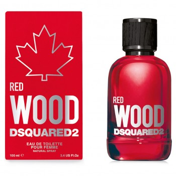 DSQUARED2 Wood Red edt