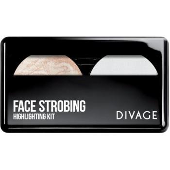 DIVAGE палетка д/лица Face Strobing