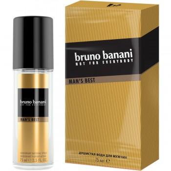 BRUNO BANANI Mans Best M 75ml душистая вода