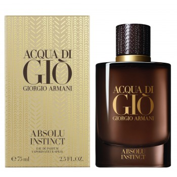 ARMANI Acqua di Gio Absolu Instinct M edp 75ml