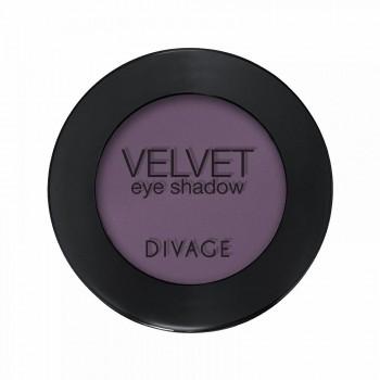 DIVAGE тени д/век Velvet 7317 фиалка