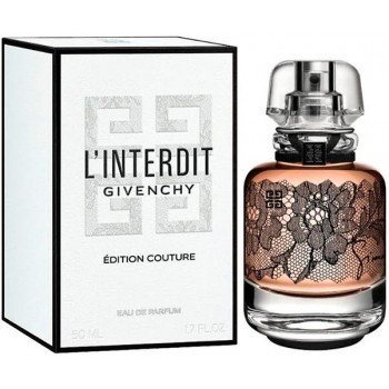 GIVENCHY L`Interdit edp 50ml Edition Couture