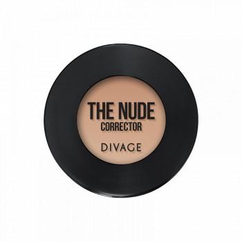 DIVAGE Корректор д/лица кремовый Concealer the Nude 02 NEW