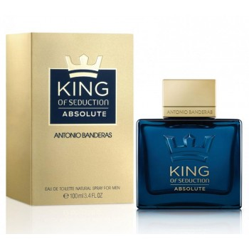 Antonio Banderas King of Seduction Absolute M edt