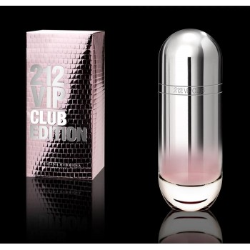 C.HERRERA 212 VIP Club Edition edt 80ml