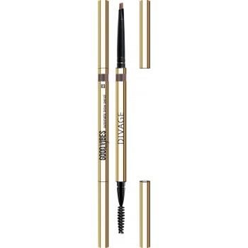 DIVAGE карандаш д/бровей  Gvo Eyebrow автомат №3