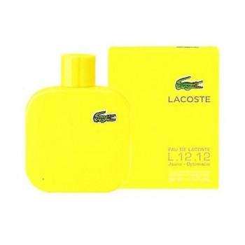 LACOSTE L.12.12. Yellow Jaune edt