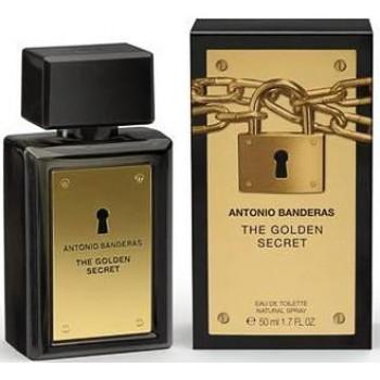 Antonio Banderas Golden Secret M edt 50ml