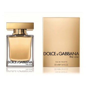 D&G The One edt