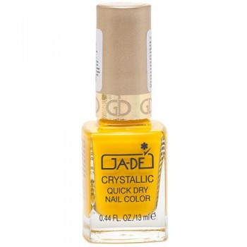 GA-DE быстросохнущий лак д/ногтей Crystallic Quick Dry Nail Enamel 037 +ПОДАРОК