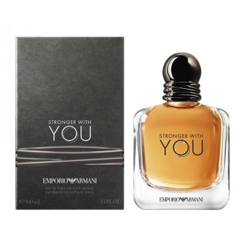 ARMANI Stronger With You M edt
