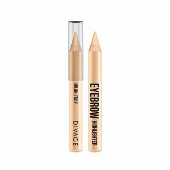 DIVAGE карандаш -хайлайтер д/бровей Eyebrow Hightlighter NEW